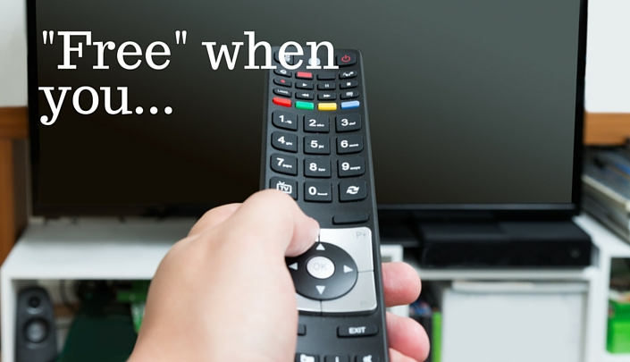 The Perils of Cashbacks, Free TV's & other Home Loan Enticements