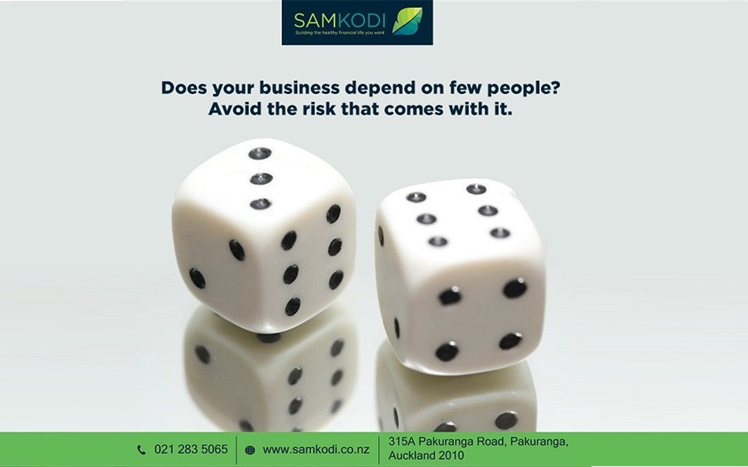 Does your business depend on you? Don't put your business at risk!