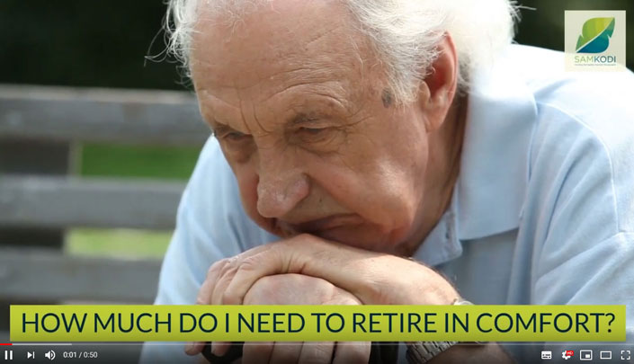 How Much Do I Need to Retire in Comfort?