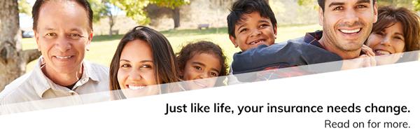 Insurance Through Life