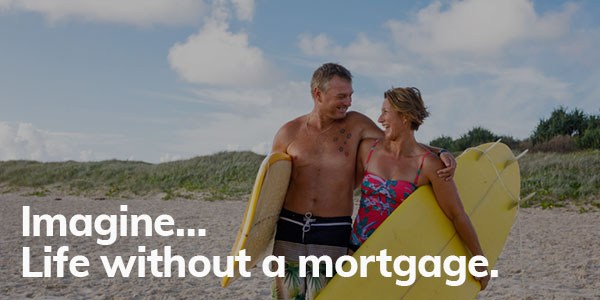 Imagine… Life Without a Mortgage