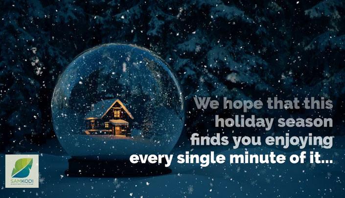 Holiday Greetings 2019