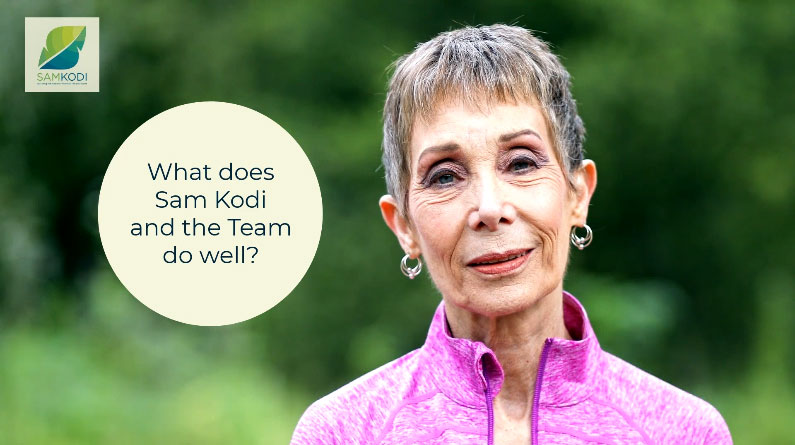 What do Sam Kodi and team do well?