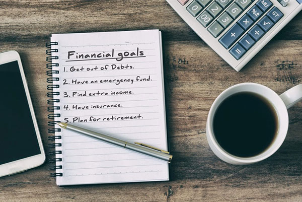 Your financial goals should be about fun and freedom, not savings and debt