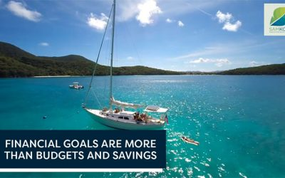 Financial Goals are More than Budgets and Savings