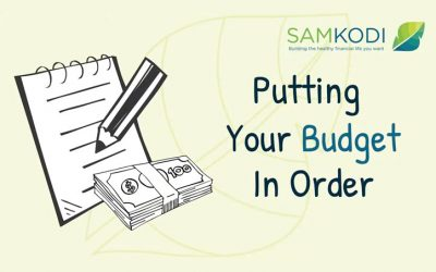Putting Your Budget in Order